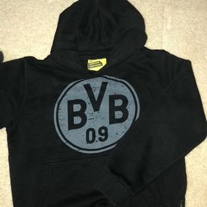 Black youth sweatshirt